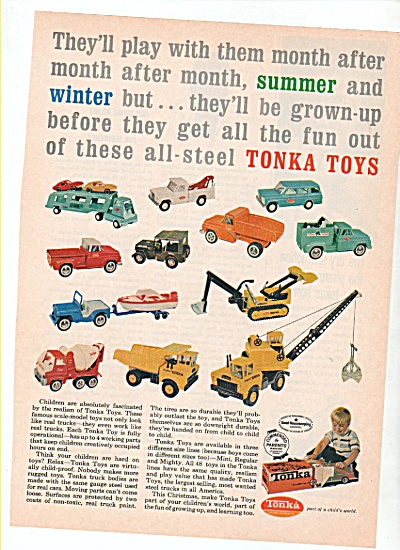 Tonka toys ad 1965 (Image1)
