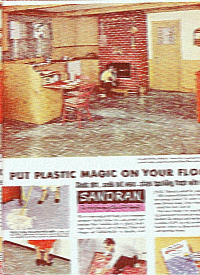Sandran floor covering ad 1951 (Image1)