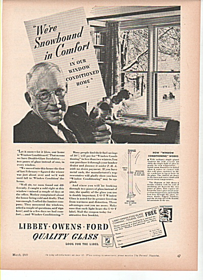 Libbey-Owens-Ford quality glass ad 1939 (Image1)