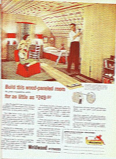 Weldwood plywood ad 1951 (Image1)