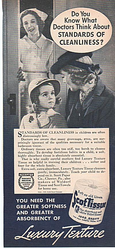 Scot Tissue ad 1939 (Image1)