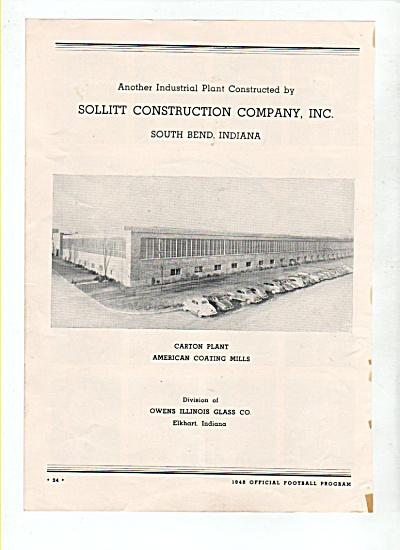 Solltt constructrion company, Inc. 1949 (Image1)