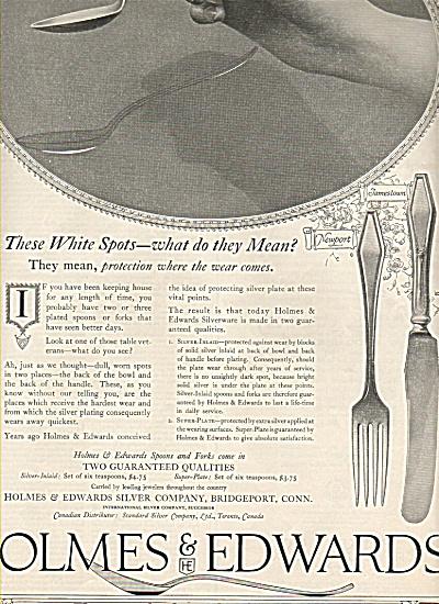 Holmes & Edwards Sompany ad 1919 (Image1)