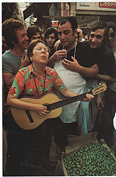 SICILY, where all the songs are sad story 1976 (Image1)
