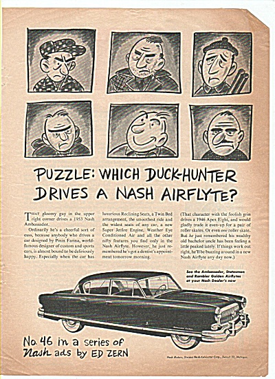 Nash airflyte ad 1952 (Image1)