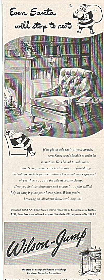 Wilson-Jump furniture ad (Image1)