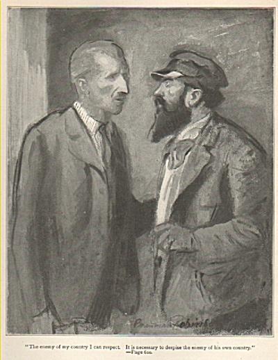 Artist illustrations:  BOARDMAN ROBINSON  1917 (Image1)