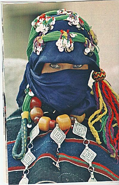 Berber brides fair - Morocco story 1980 (Image1)