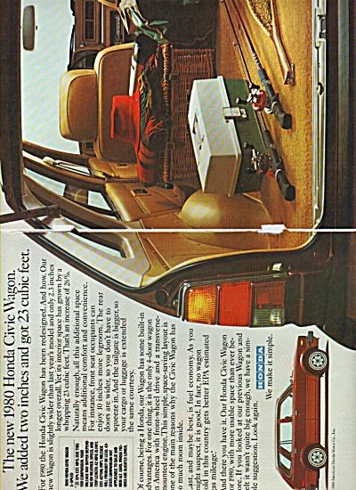 Honda automobile ad 1980 (Image1)