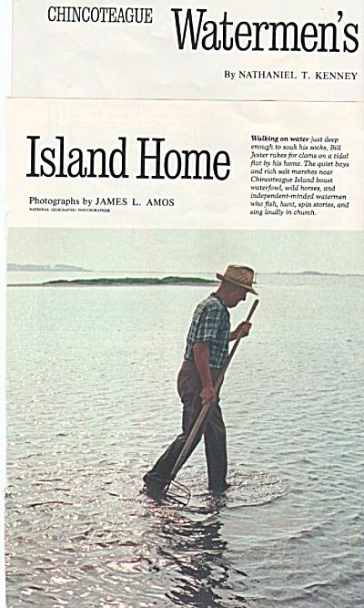 Watermen's Island Home - Chincoteague story - 1980 (Image1)