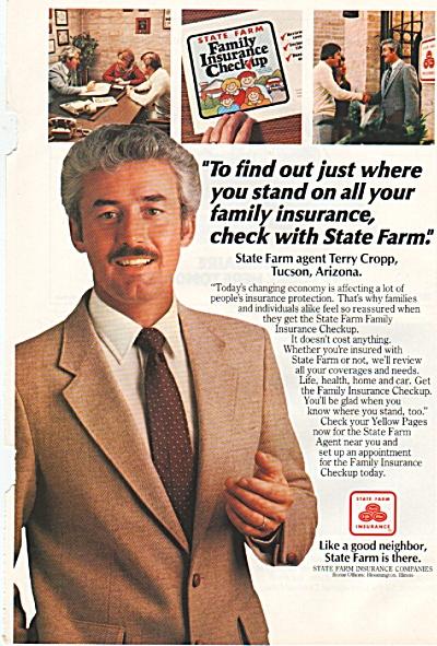 State  Farm Insurance ad 1982 (Image1)