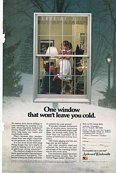 Andersen Windowalls ad 1980 (Image1)
