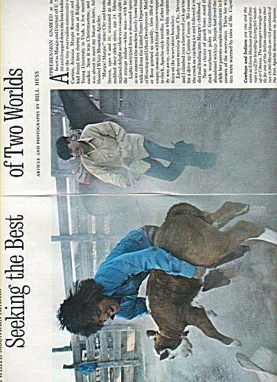 The White Mountain Apache story - 1980 (Image1)