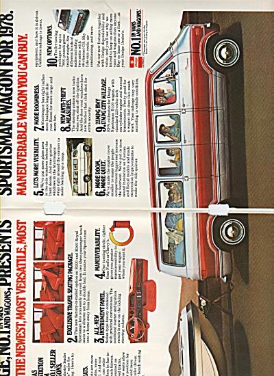 Dodge Van ad 1978 (Image1)