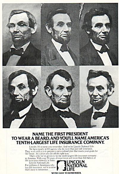 Lincoln National Life ad 1978 (Image1)