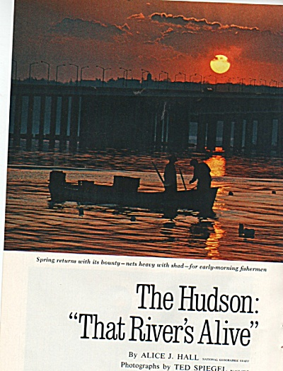 The Hudson:  That river's alive  - 1978 (Image1)