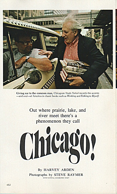 Chicago Story 1978