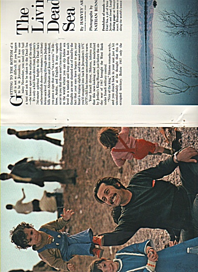 The Living DEAD SEA  1978- 20 page Expose (Image1)