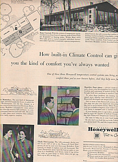 Honeywell controls ad 1953 (Image1)