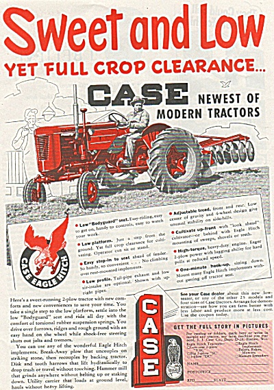 Case modern tractors (Image1)