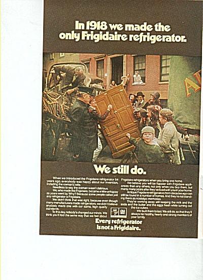 Frigidaire refrigerator ad 1972 (Image1)