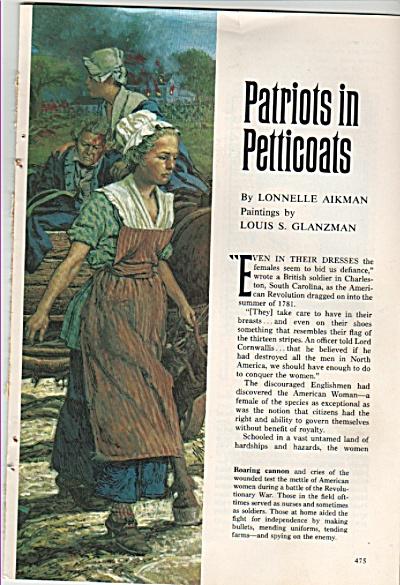 Patriots in Petticoats  -   1975 (Image1)