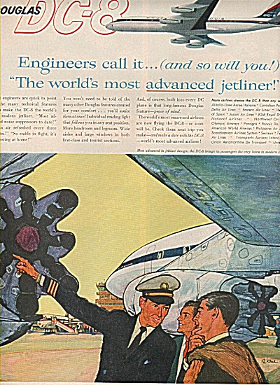 Douglas DC-8 ad1960 (Image1)