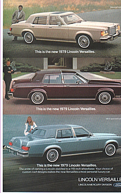 Lincoln Versailles ad1978 (Image1)