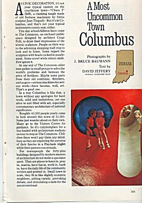 COLUMBUS, INDIANA  1978 (Image1)