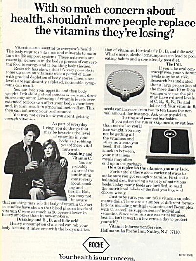 Hoffmann-LaRoche Inc. - Vitamin information service (Image1)
