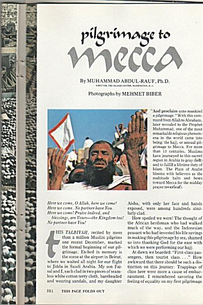 Pilgrimage to Mecca   1978 (Image1)