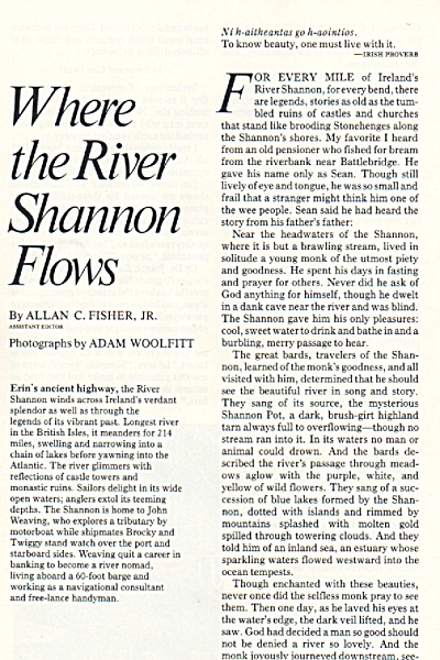 Where the River SHANNON  flows    1978 (Image1)