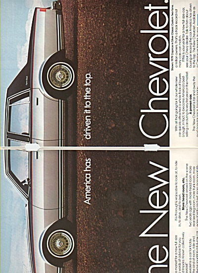 Chevrolet Caprice for 1979 (Image1)