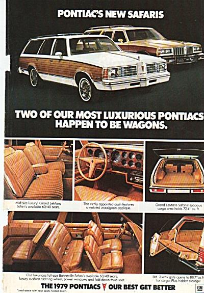 Pontiac for 1979 ad (Image1)
