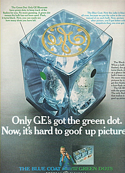 General Electric ad 1969 (Image1)