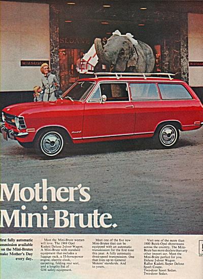 Buick Opel Kadetts ad 1969 (Image1)