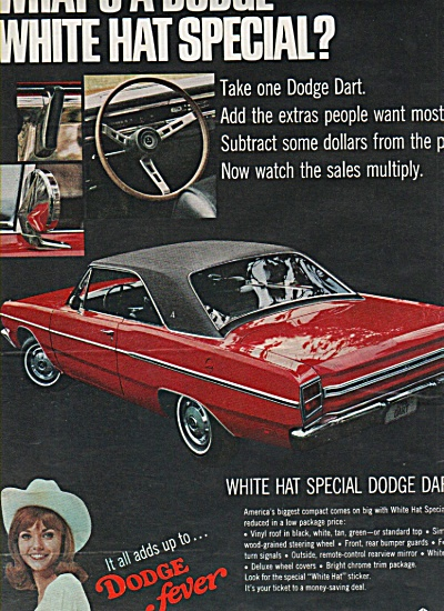 Dodge Dart auto ad 1969 (Image1)