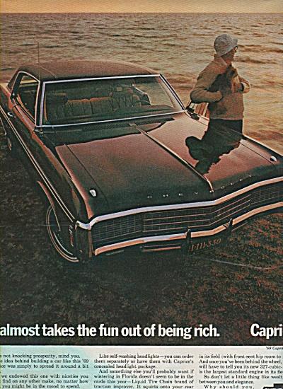 Chevrolet Caprice ad 1969 (Image1)