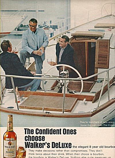 Walkr's deluxe bourbon ad 1969 (Image1)