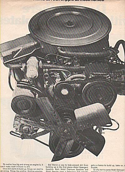 Mobil detergent gasoline ad 1969 (Image1)