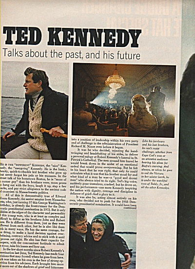 TED KENNEDY  story - 1969 (Image1)