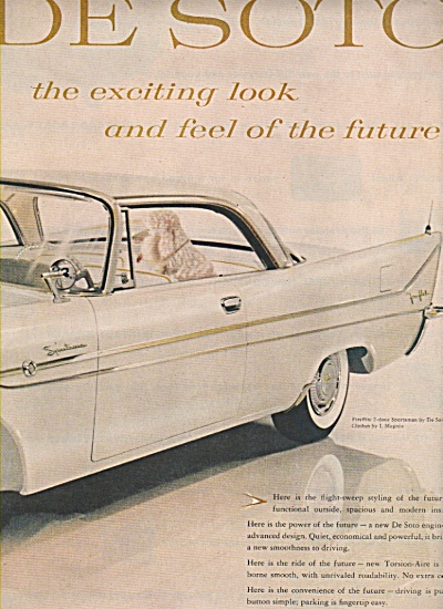 DeSoto auto for 1958 ad (Image1)