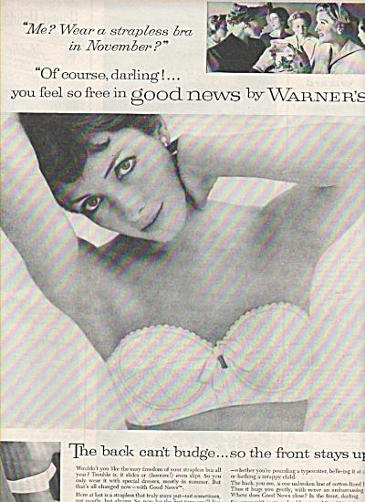 Warner's bras ad 1957 (Image1)