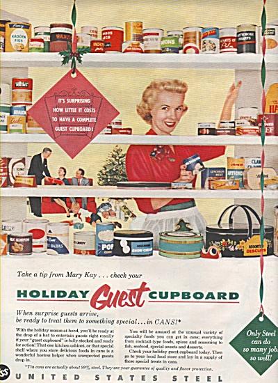 United States Steel  ad 1955 (Image1)