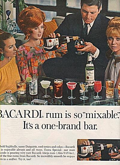 Bacardi rum ad 1967 (Image1)