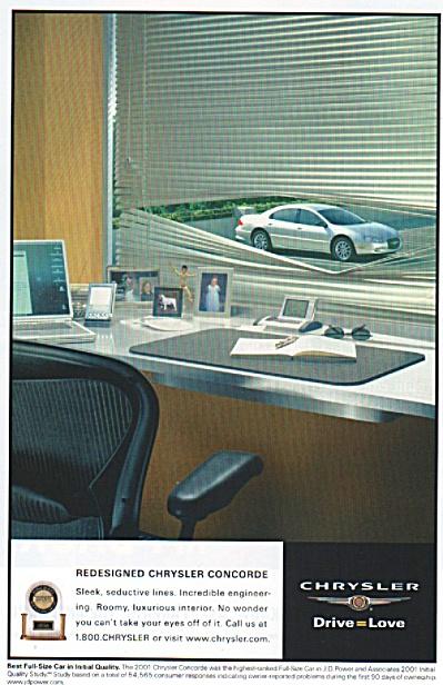 Chrysler corporation Concorde ad2002 (Image1)