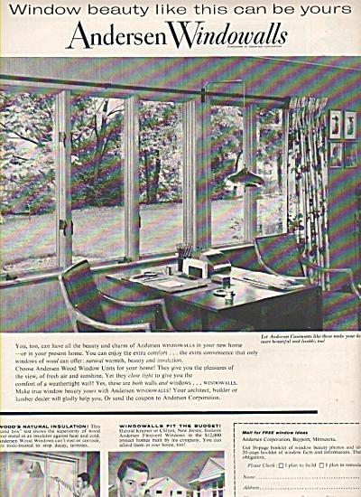 Andersen windowalls ad 1956 (Image1)