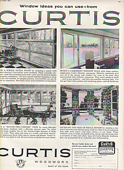 Curtis woodwork ad 1956 (Image1)