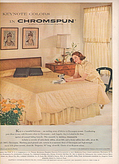 Chromspun acetate ad 1956 (Image1)