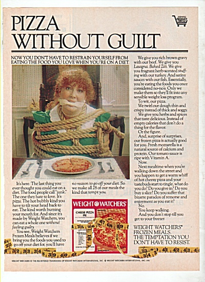 Weight watchers ad 1981 (Image1)
